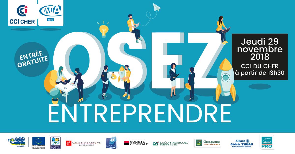 Osez Entreprendre