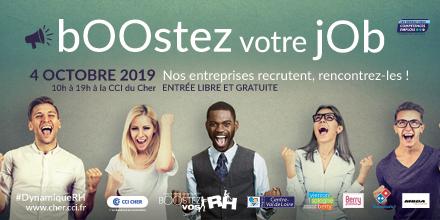 Boostez votre job 2019